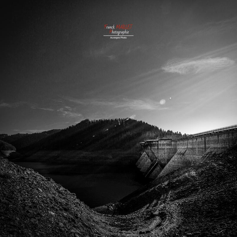 photo barrage Grandval