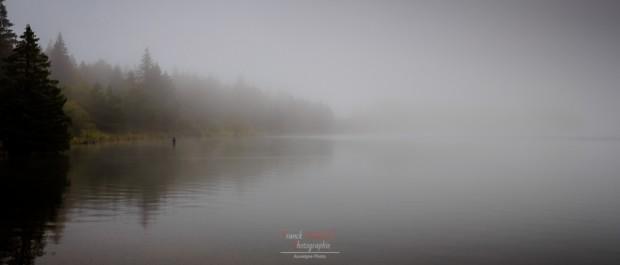 Lac de Servières en Automne